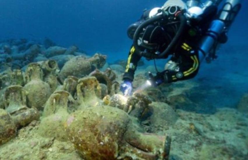 Corso di laurea in archeologia subacquea, a breve la sottoscrizione del protocollo