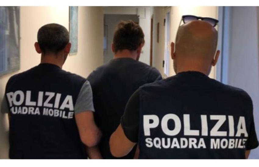 Associazione per delinquere e rapina: arrestato quarantaseienne