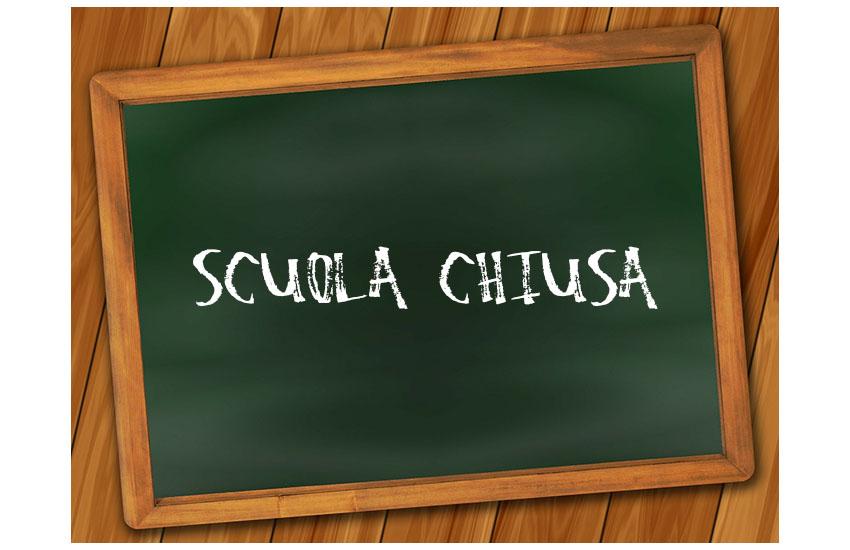 Scuole chiuse a Caserta giovedì 3 giugno. L'ordinanza del sindaco Marino
