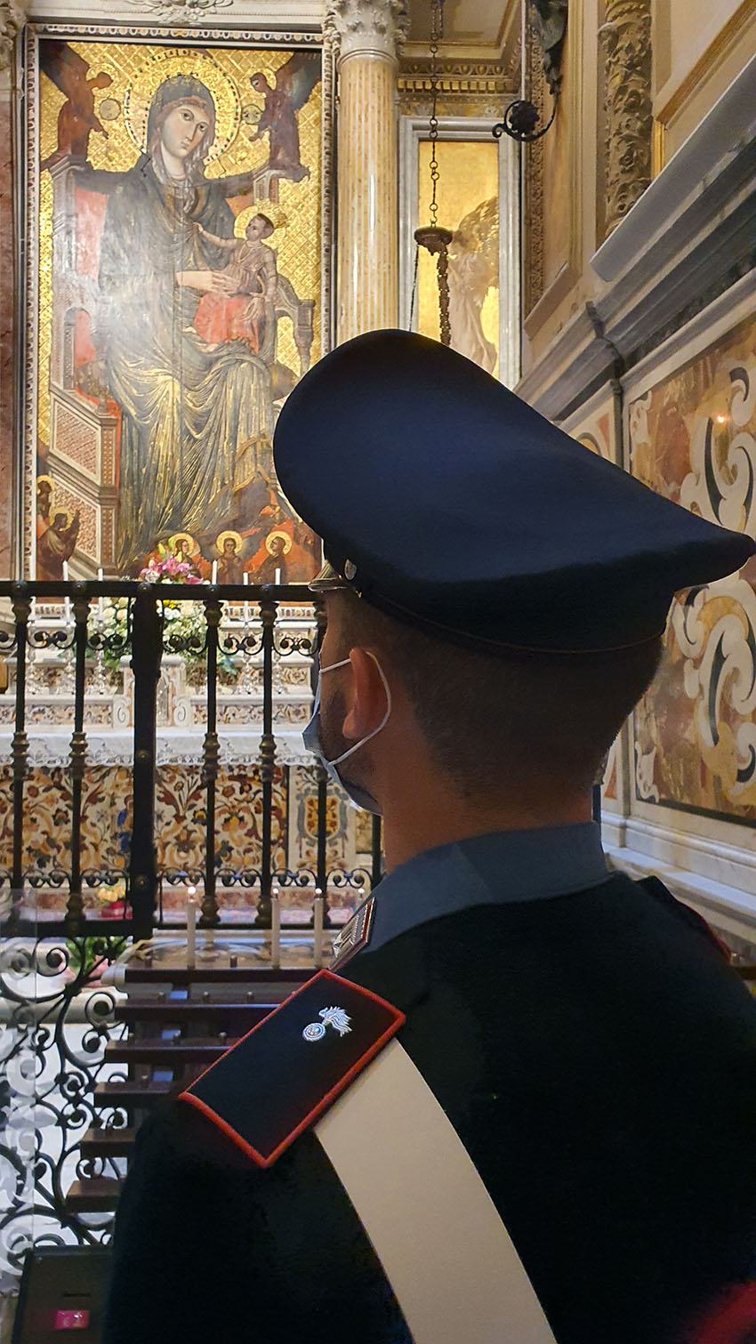 posto fisso carabinieri