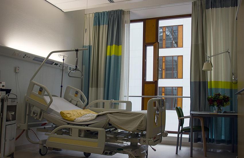 Moscati di Avellino, ancora un paziente lascia la terapia intensiva del Covid Hospital