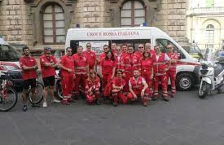 """Catania, Croce Rossa, progetto """"Salute: diritto di tutti"""" per assistenza ai fragili"""