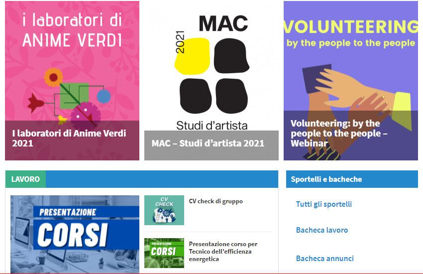 Padova, un'estate ricca di proposte formative da Progetto Giovani