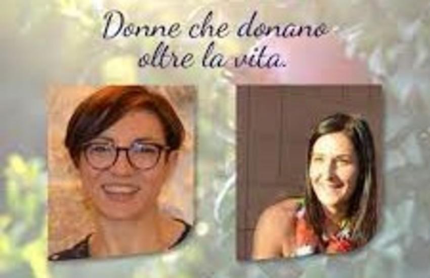 A Ragusa due viali intitolati a  Jenny Ardiri e Maria Graziana Mattei, giovani donne strappate ai loro cari ma donatrici di vita