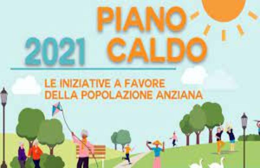 """Roma, via al """"Piano Caldo"""" per gli anziani"""