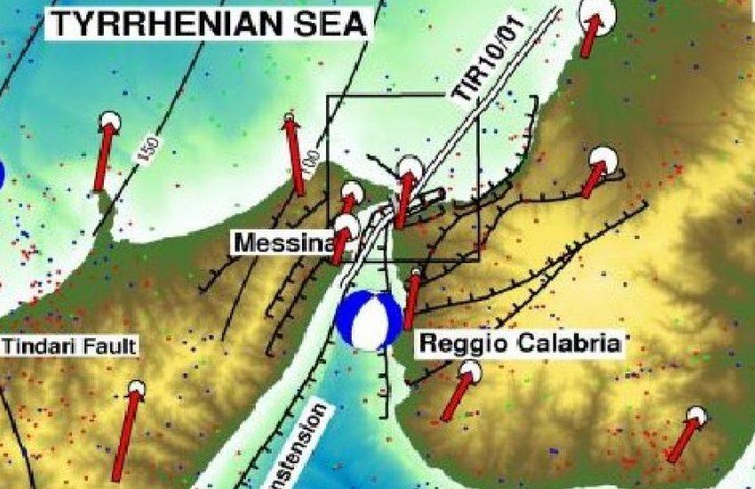 Terremoto 1908, scoperta storica: rilevata la faglia che causò il sisma