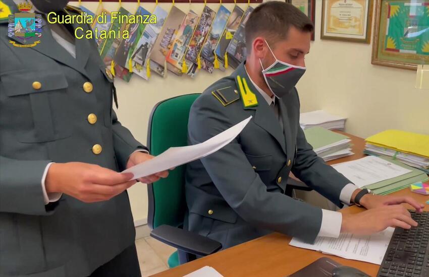 Catania, frode fiscale, maxi sequestro da 7,5 milioni di euro a due professionisti molto conosciuti