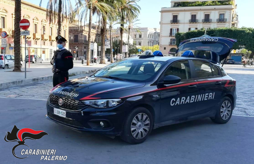 Palermo – Carabinieri sventano furto in atto ad un cantiere edile, tre arresti