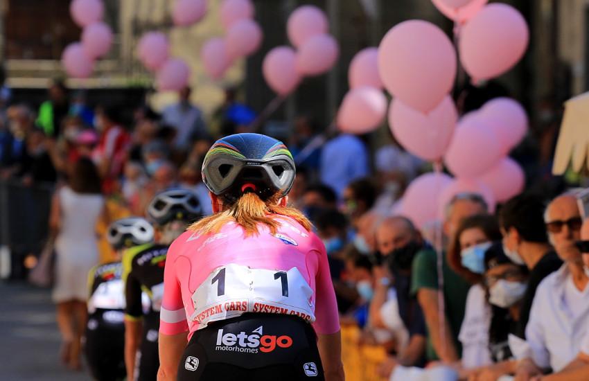 Giro d'Italia Donne a Cuneo: ecco strade chiuse e divieti per l'1 e il 2 luglio