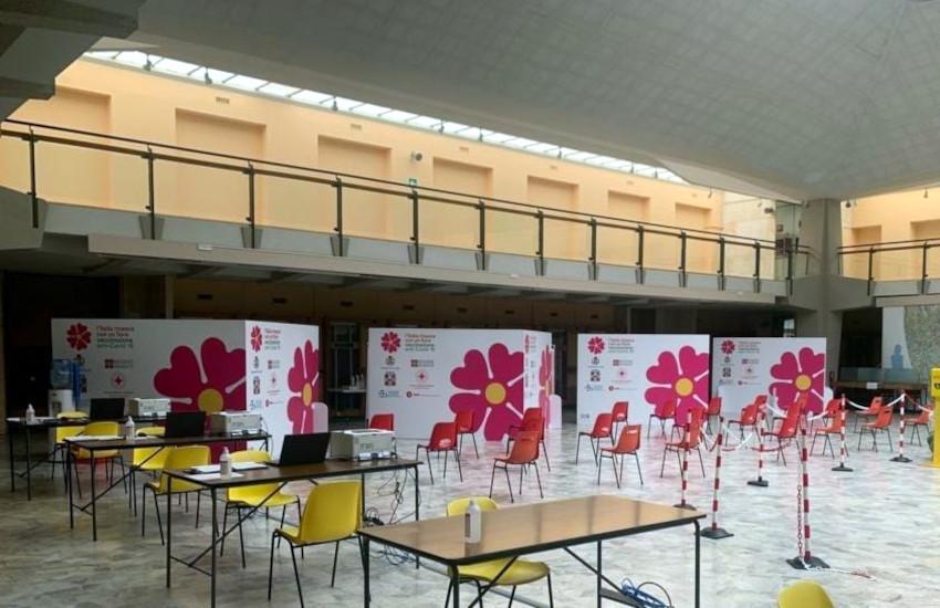 Vaccini, Novara fa scuola: dal 28 giugno Priority Vax over60 in tutto il Piemonte