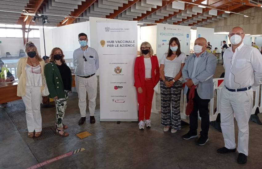 Cuneese, nuovi hub vaccinali  a Saluzzo, Borgo San Dalmazzo e Mondovì