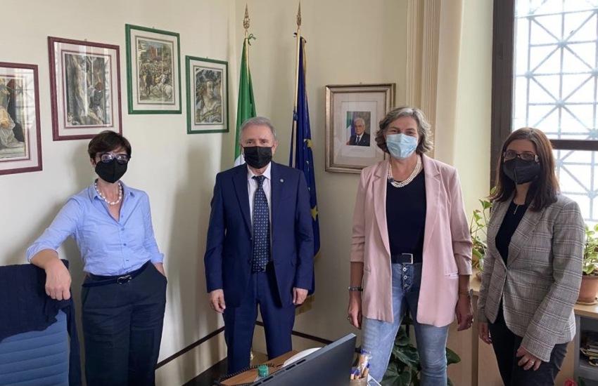 Antiracket, Caponetti incontra al Viminale il gruppo di lavoro del Progetto Pon Legalità