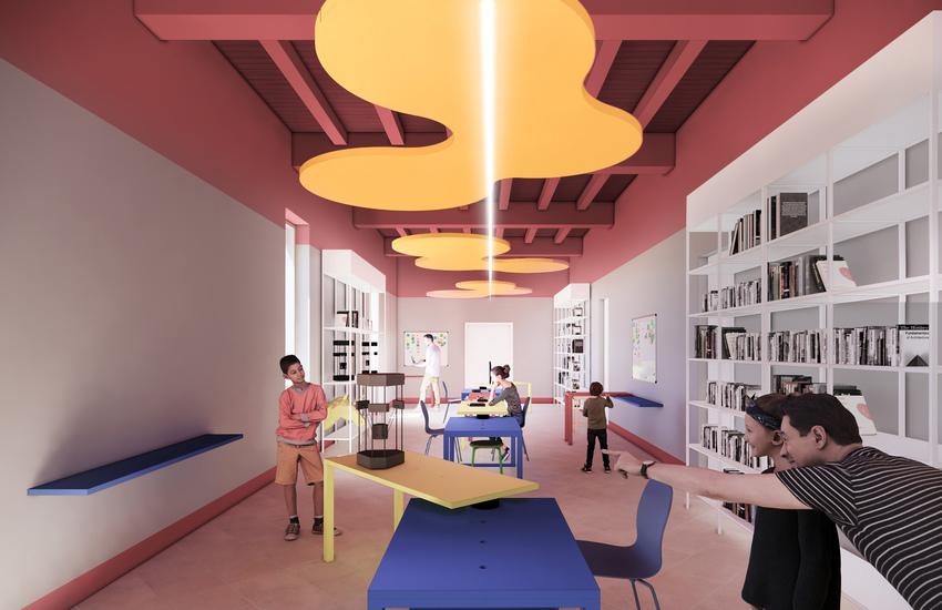 Bologna:  ecco il progetto per Salaborsa Lab