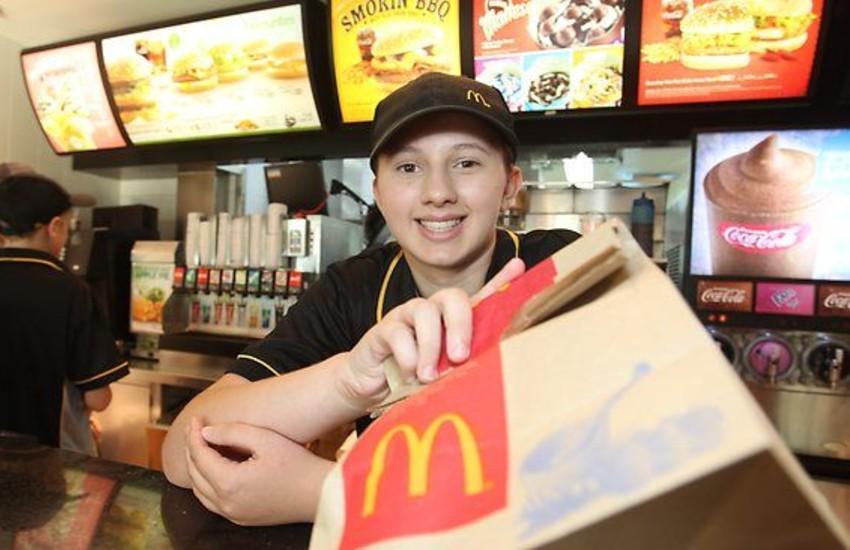 McDonald's cerca 90 persone per i suoi ristoranti in provincia di Latina