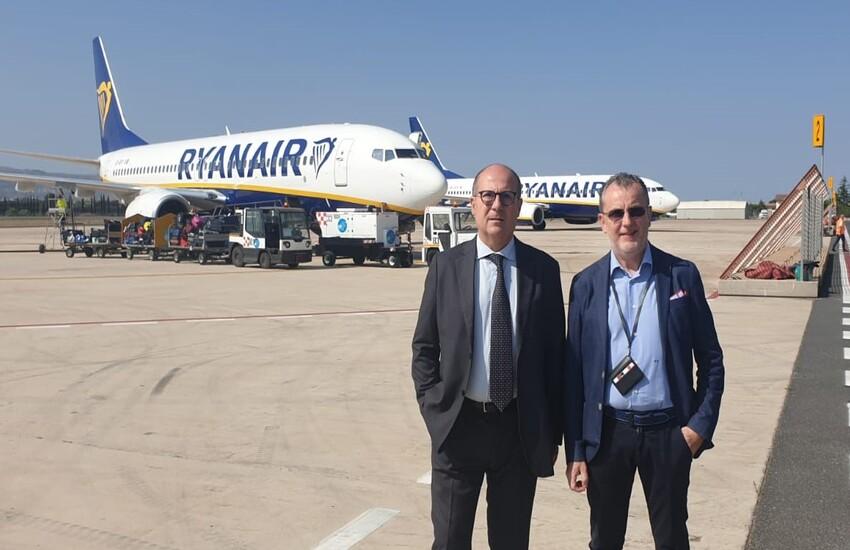 Aeroporto di Comiso: da Agosto si vola a Bologna e Bergamo