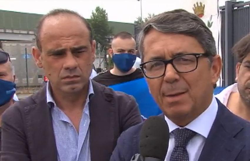 """Carcere di Santa Maria C.V., i sindacati: """"no alla gogna mediatica"""". L'appello al ministro"""