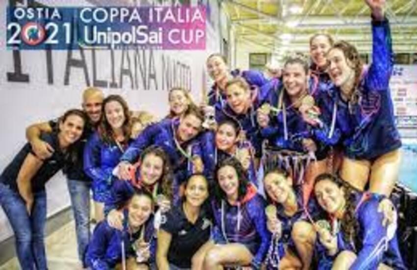 Catania, pallanuoto, L'Ekipe Orizzonte è campione d'Italia