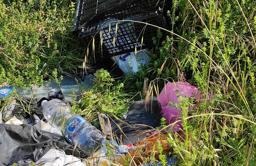 Abbandono rifiuti: aumentano le sanzioni