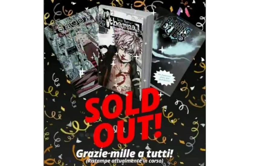 Sezze, a ruba l'albo a fumetti di Francesco Romano: la casa editrice 'costretta' a ristamparlo…