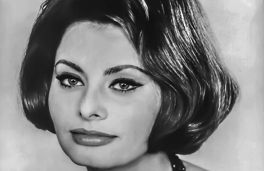 Firenze: bagno di folla e chiavi della città per Sophia Loren