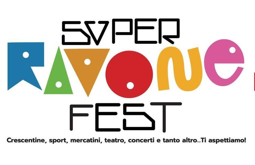 SuperRavone Fest: il programma