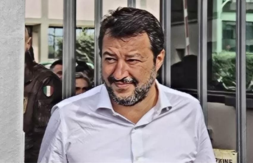 Salvini: 'Green pass è una cazzata pazzesca, un casino totale'