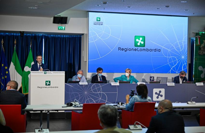 Covid: Bertolaso, 'In Lombardia 13,4 milioni di dosi a fine agosto'