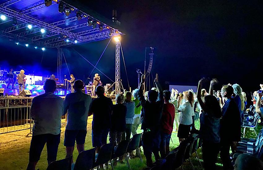 Nuovo successo per Maremma Emotion: grande partecipazione al concerto degli Stadio