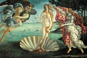 Classic nudes, uso non autorizzato della Venere di Botticelli: gli Uffizi diffidano