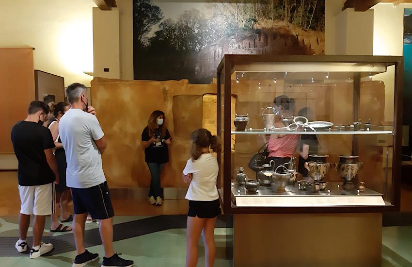 Parchi e Musei della Val di Cornia: gli appuntamenti