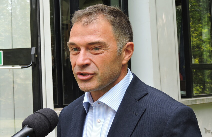 Infarto per ex campione olimpico Antonio Rossi