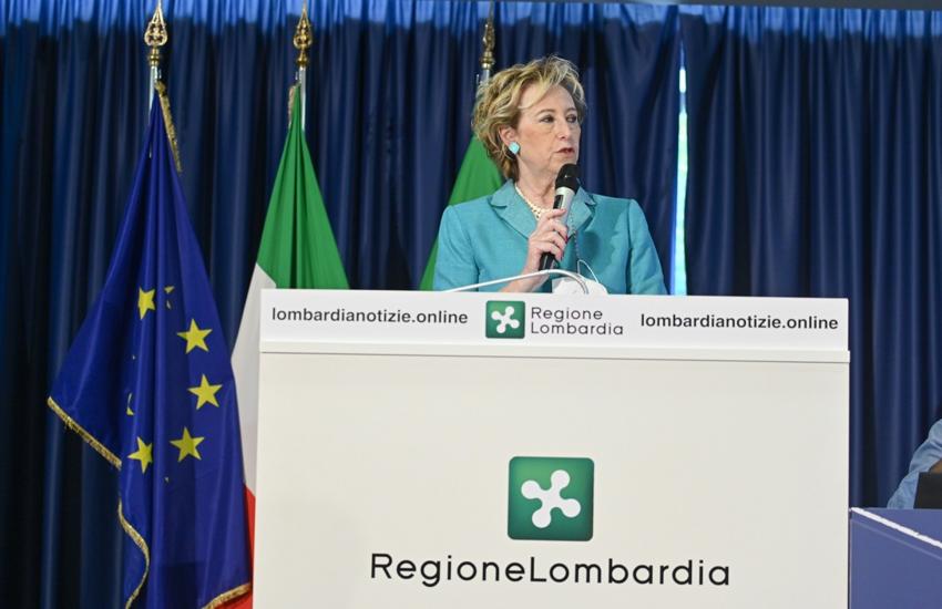 Vaccinazioni Covid: Moratti, 'Lombardia da medaglia mondiale'