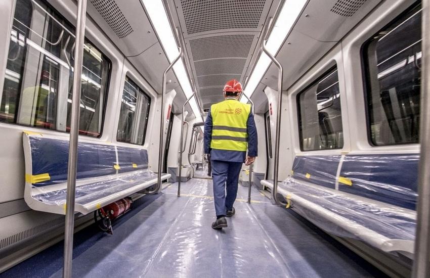 Milano: La metro 4 è pronta, ma per ora non entra in funzione