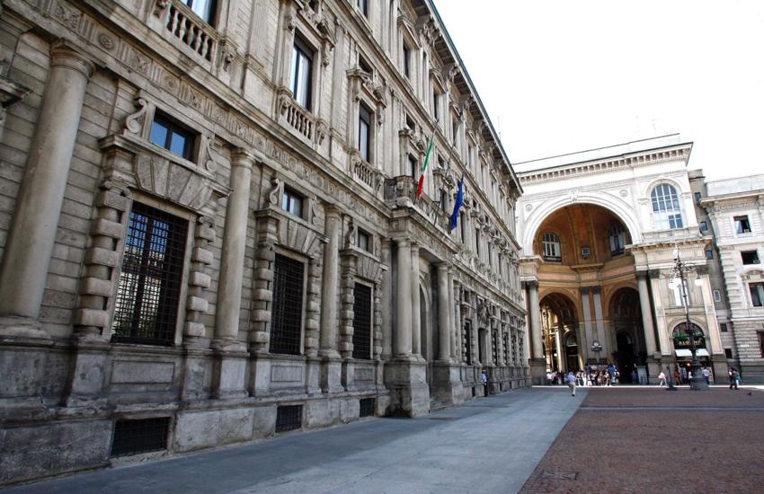 Milano: Rinnovo binari e manto stradale via Procaccini e Monumentale