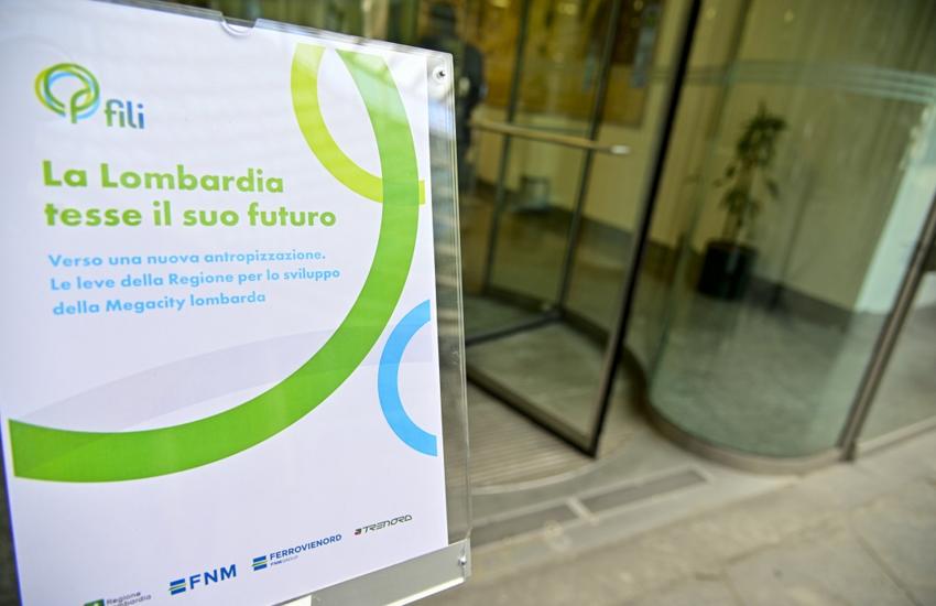 Lombardia lancia progetto 'Fili', un miliardo per lo sviluppo urbano