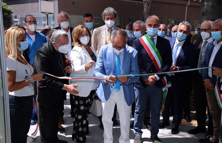 Sanità: inaugurato a Pescara il nuovo Pronto soccorso
