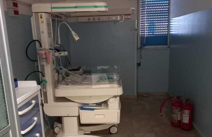 Bronte, ritorna operativo il Punto Nascita dell'ospedale