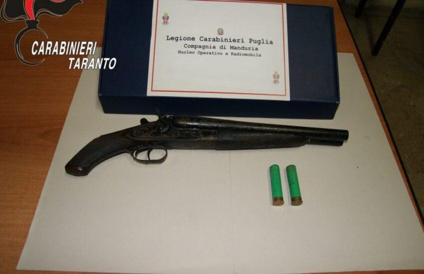 Monteparano (TA): Tentato omicidio, arrestato un uomo