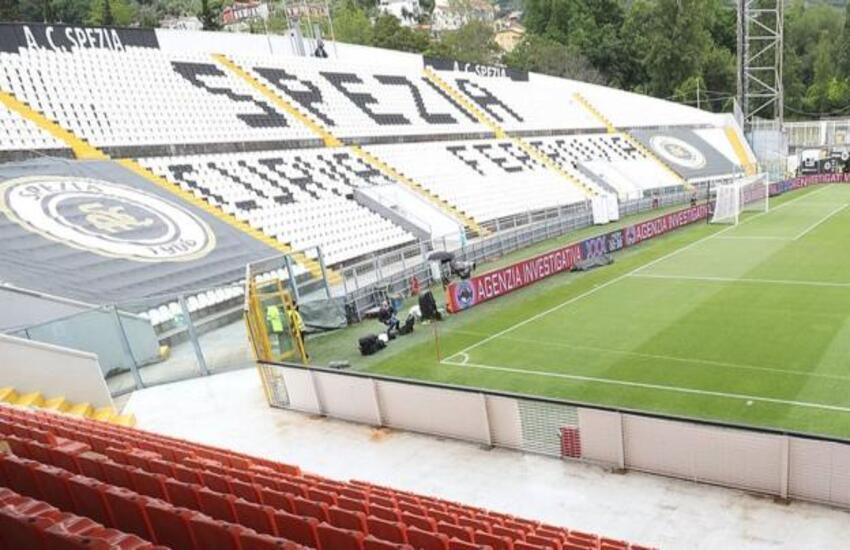 Serie A: Focolaio Covid nel ritiro dello Spezia