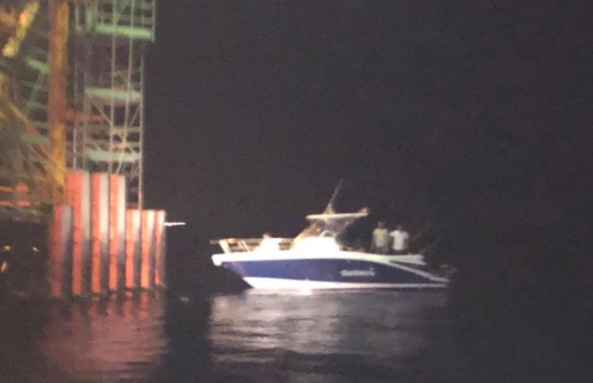 Gela, Capitaneria di Porto: pesca illegale nei pressi della Piattaforma, sanzionati pescatori sportivi