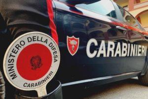 Partinico, verifiche dei carabinieri per chi detiene armi. Controlli in strada