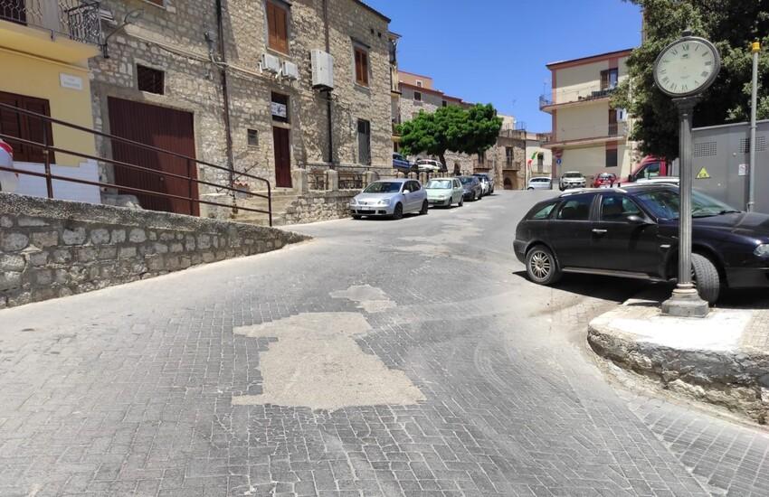 Castronovo di Sicilia – Gara d'appalto per il consolidamento del centro storico