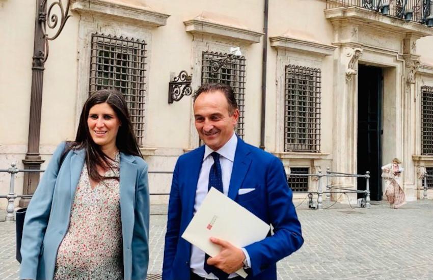 Automotive e futuro del Piemonte: Cirio e Appendino da Draghi