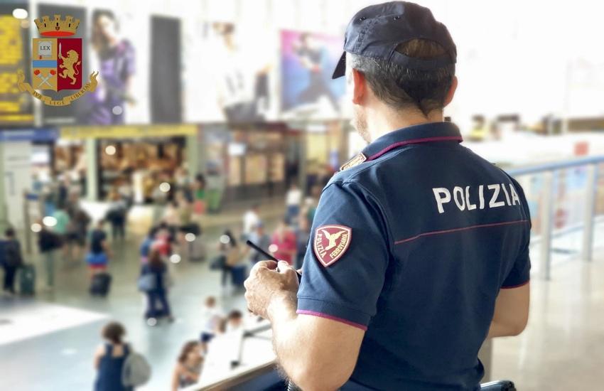 Milano: Stazione Centrale, due arresti per furto aggravato