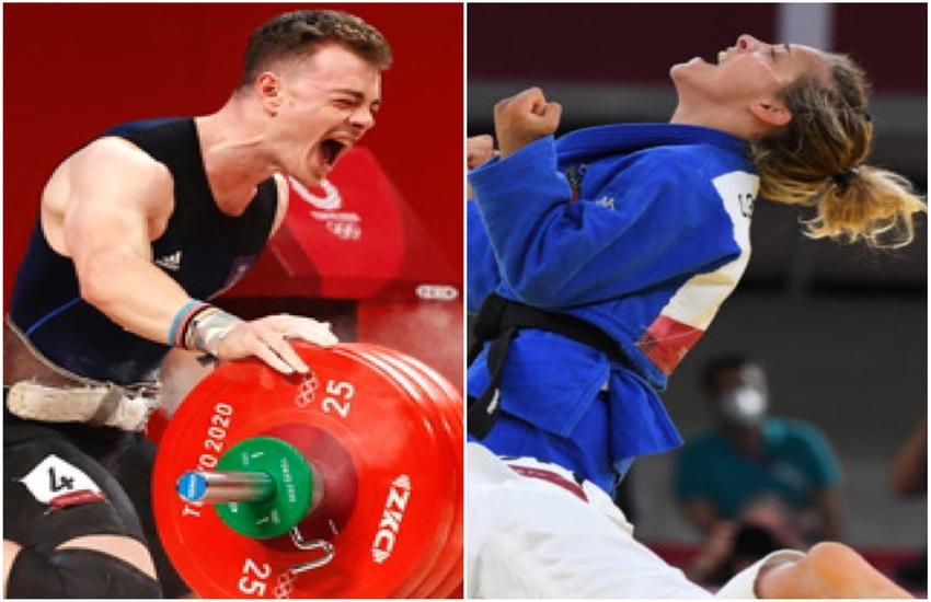 Tokyo 2020: Altre 2 medaglie per l'Italia, Giuffrida e Zanni di bronzo