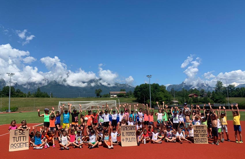 Gs Piave 2000, che successo l'Athletics Summer Camp