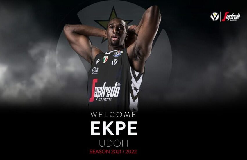 Virtus Bologna: le condizioni di Ekpe Udoh