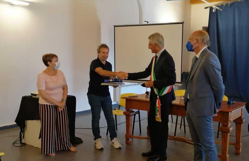 """La Commissione straordinaria di Vittoria incontra Andrea Carfì. """"Grati per l'eccellente lavoro svolto per il bene dell'umanità"""""""