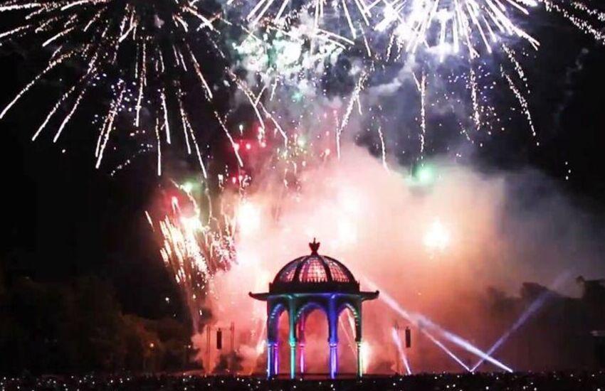 """Caltagirone, stasera fuochi d'artificio per la """"Serata alla Villa"""". Ecco le limitazioni anti-covid"""
