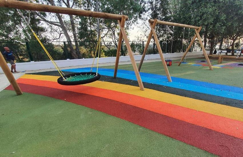 Caltagirone, la bambinopoli della Villa comunale sarà inaugurata domenica 25 luglio